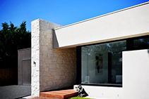 Light Cream Limestone Blocks & Cladding by Limestone Australia