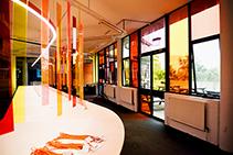 Niche Architectural Plastics for University of Sydney by Allplastics