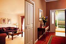 Platinum Cavity Door Units by Corinthian at Hazelwood & Hill