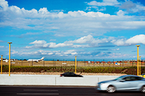 New Street Lighting for the Tullamarine Freeway by WE-EF
