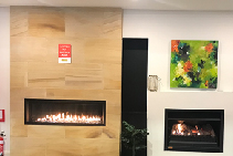 Quality Australian Fireplaces on Show from Jetmaster