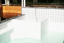 Residential Pool Projects Melbourne with LATICRETE