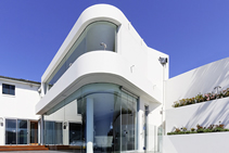 Bent+Curved Glass