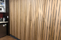 Groove Wall Timber Acoustic Panels from Ventech
