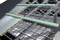 Why Choose PurlinK Rigid Roof Insulation Spacers for Commercial Application?