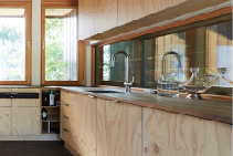 Ecoply® Structural Plywood from Hazelwood & Hill