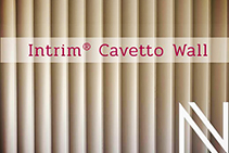 Cavetto Interior Lining Board New from Intrim Mouldings