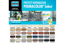 Designer Grout Colours - PERMACOLOR Select from LATICRETE