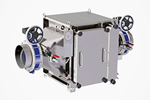 Safe Change HEPA Filter Containment Housings from Camfil