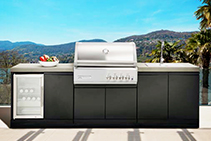 High-quality Outdoor Kitchens - 4B Series from Thermofilm