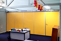 Operable Walls Education Rollout Completed by Bildspec