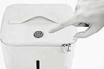 Portable UV-C Disinfection Handbags from ATA