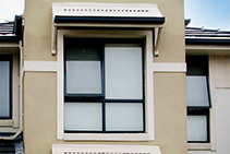 High-end Residential Window Awnings from Wilkins Windows