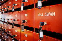 Standard A4 Mailboxes - MailSafe MSF by HELP Enterprises