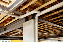 Lightweight Structural Flooring Systems by TECBUILD