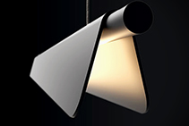 Adobe Versatile Pendant Light by Insight from Hotbeam