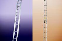 Complete Extension Ladder Range from Little Jumbo Ladders