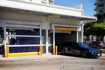 High-Speed Door Solution for Carwashes from DMF International