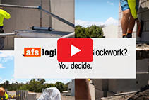 Logicwall Walling Solution Vs Traditional Blockwork by AFS