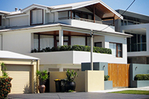 Specialised Timber Front Door Designs from Wilkins Windows