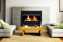 Traditional Open Fireplaces from Jetmaster
