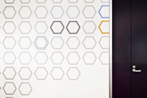 EchoPanel Custom Printed Walls from Mitchell Laminates