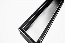 600 x 70mm DIY Tile Insert Drainage Grate from Vincent Buda & Co