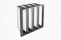 Energy Saving Ventilation Filters - Opakfil ES by Camfil Airepure