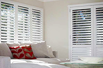 Classic Interior Shutters for Home from Blinds by Peter Meyer