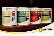 Non-toxic Hardwax Oil - Evolution by Whittle Waxes