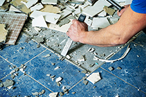 Tile Removal Services Melbourne by Pante Tiling Group
