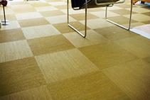 Tuuli Commercial Floor Tiles from De Poortere