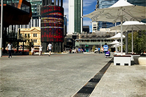 Anti-Slip Stormwater Drainage Grates for Yagan Square from ACO