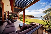 Open/Close Roof Systems for Designer Living from Vergola