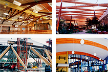 Structural Glulam Timber Beams from DGI