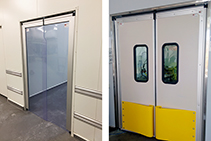 Speciality Swing Doors for Hospitality from Premier Door Systems