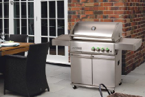 CROSSRAY Infrared BBQ by Heatstrip® from Thermofilm