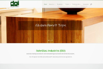 Glue-Laminated Solid Timber - New Website for DGI