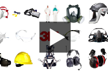 Personal Protective Equipment with Science of Safety from 3M