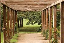 Pölkky Posts Finnish Building Timber from Hazelwood & Hill