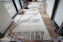 Protect Your Floor During Construction with Renaissance Parquet