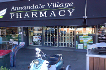 Shopfront Security Doors for Pharmacies from Trellis Door Co