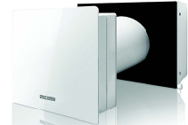 The LT-50 Heat Recovery Vent from Ventilation Supplies