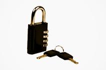 Combination Padlocks with Master Keys from KSQ