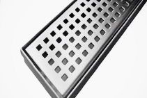 DIY Square Pattern Grate Kits from Vincent Buda & Co