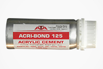 Solvent Cement for Acrylic - Acri-Bond 125 from ATA