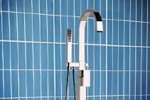 quattro Freestanding Bath Filler from Tilo Tapware