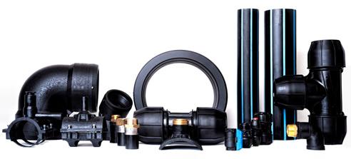 Polyethylene Pipe Systems from Vinidex