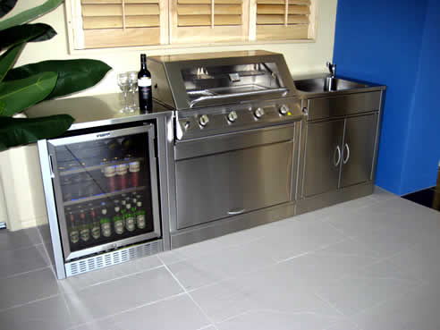 Australian Made Barbeques And Outdoor Kitchens By Lifestyle Barbeques