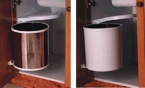 Concealed Kitchen Waste Bins Melbourne from Kimberley Products
